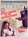 Official Detective Stories (1934-1995 Detective Stories Publishing) Vol. 42 #1