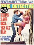 True Detective (1924-1995 MacFadden) True Crime Magazine Vol. 98 #2