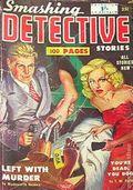 Smashing Detective Stories (1951-1953) UK Edition 2