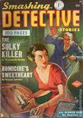 Smashing Detective Stories (1951-1953) UK Edition 3