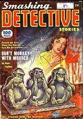Smashing Detective Stories (1951-1953) UK Edition 6