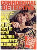 Confidential Detective Cases (1942-1976 Close-Up, Inc.) Vol. 25 #4