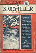 Story-teller, The (1907-1936 Amalgamated Press) Pulp 1