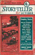 Story-teller, The (1907-1936 Amalgamated Press) Pulp 7