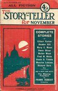 Story-teller, The (1907-1936 Amalgamated Press) Pulp 8