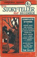 Story-teller, The (1907-1936 Amalgamated Press) Pulp 9