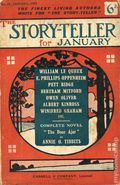 Story-teller, The (1907-1936 Amalgamated Press) Pulp 10
