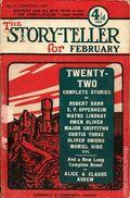 Story-teller, The (1907-1936 Amalgamated Press) Pulp 11