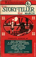 Story-teller, The (1907-1936 Amalgamated Press) Pulp 12