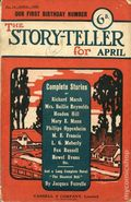 Story-teller, The (1907-1936 Amalgamated Press) Pulp 13