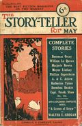 Story-teller, The (1907-1936 Amalgamated Press) Pulp 14