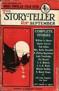 Story-teller, The (1907-1936 Amalgamated Press) Pulp 18