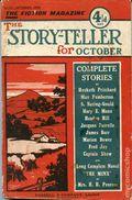 Story-teller, The (1907-1936 Amalgamated Press) Pulp 19