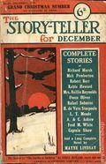 Story-teller, The (1907-1936 Amalgamated Press) Pulp 21