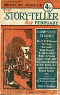 Story-teller, The (1907-1936 Amalgamated Press) Pulp 23