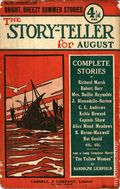Story-teller, The (1907-1936 Amalgamated Press) Pulp 29