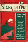 Story-teller, The (1907-1936 Amalgamated Press) Pulp 34