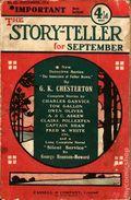 Story-teller, The (1907-1936 Amalgamated Press) Pulp 42
