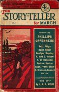 Story-teller, The (1907-1936 Amalgamated Press) Pulp 48