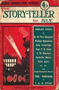 Story-teller, The (1907-1936 Amalgamated Press) Pulp 52