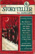 Story-teller, The (1907-1936 Amalgamated Press) Pulp 58