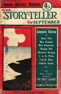 Story-teller, The (1907-1936 Amalgamated Press) Pulp 66