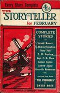 Story-teller, The (1907-1936 Amalgamated Press) Pulp 71