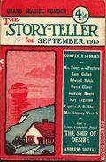 Story-teller, The (1907-1936 Amalgamated Press) Pulp 78