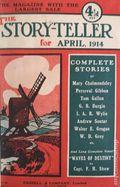 Story-teller, The (1907-1936 Amalgamated Press) Pulp 85