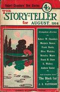 Story-teller, The (1907-1936 Amalgamated Press) Pulp 89