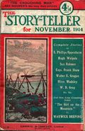 Story-teller, The (1907-1936 Amalgamated Press) Pulp 92