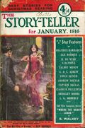 Story-teller, The (1907-1936 Amalgamated Press) Pulp 106