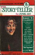 Story-teller, The (1907-1936 Amalgamated Press) Pulp 123