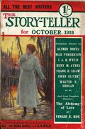 Story-teller, The (1907-1936 Amalgamated Press) Pulp 139