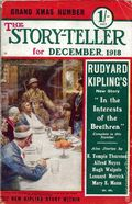 Story-teller, The (1907-1936 Amalgamated Press) Pulp 141