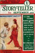 Story-teller, The (1907-1936 Amalgamated Press) Pulp 150