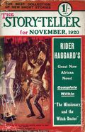 Story-teller, The (1907-1936 Amalgamated Press) Pulp 164