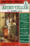 Story-teller, The (1907-1936 Amalgamated Press) Pulp 205