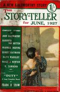 Story-teller, The (1907-1936 Amalgamated Press) Pulp 242
