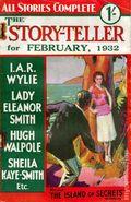 Story-teller, The (1907-1936 Amalgamated Press) Pulp 298