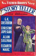 Story-teller, The (1907-1936 Amalgamated Press) Pulp 336