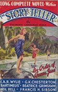 Story-teller, The (1907-1936 Amalgamated Press) Pulp 345