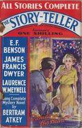 Story-teller, The (1907-1936 Amalgamated Press) Pulp 346