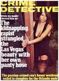 Crime Detective (1954-1977 2nd Series) True Crime Magazine Vol. 21 #2