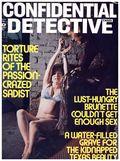 Confidential Detective Cases (1942-1976 Close-Up, Inc.) Vol. 25 #2