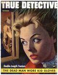 True Detective (1924-1995 MacFadden) True Crime Magazine Vol. 60 #1