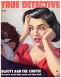 True Detective (1924-1995 MacFadden) True Crime Magazine Vol. 58 #6