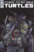 Teenage Mutant Ninja Turtles (2011 IDW) 101A
