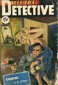 Sure-Fire Detective (1941-1942 Duchess Printing) Pulp Vol. 1 #6