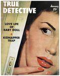 True Detective (1924-1995 MacFadden) True Crime Magazine Vol. 54 #4